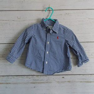 Baby Boys' Button-down Shirt